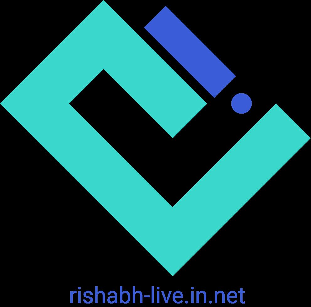 rishabh.live Logo